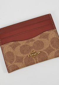 Coach - Wallet - tan rust - 2
