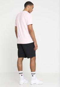 Cayler & Sons - LOS MUNCHOS TEE - Print T-shirt - light pink - 2