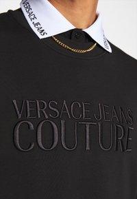 Versace Jeans Couture - FELPA - Felpa - nero - 7
