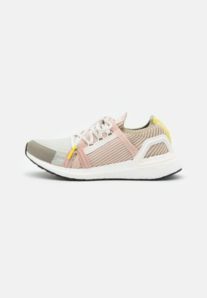 ULTRABOOST 20  - Neutral running shoes - pearl rose/ash green/tech beige
