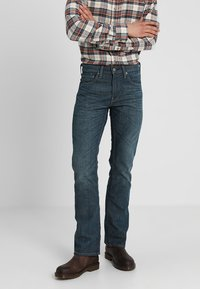 Levi's® - 527 LOW BOOT CUT - Jean bootcut - explorer - 0