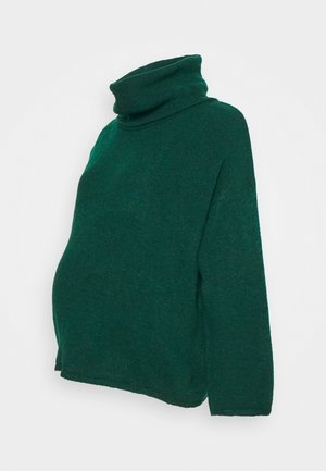 MLMERVE ROLL NECK  - Svetr - north atlantic/melange