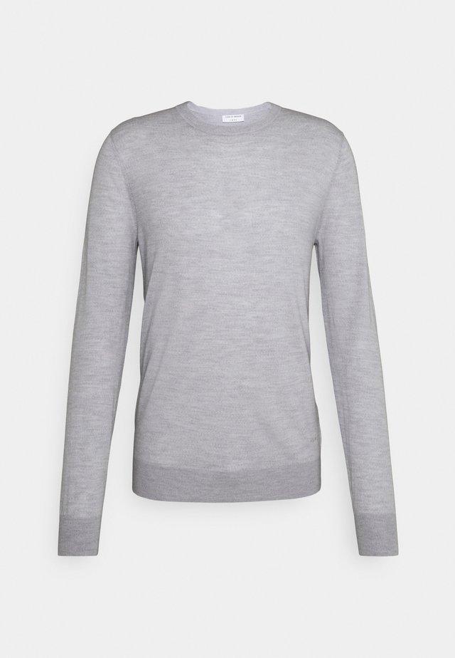 NICHOLS - Pullover - mid grey melange