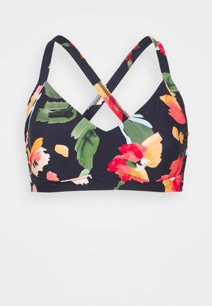 SUMMER MEMOIRS CUP BRALETTE - Bikini top - indigo