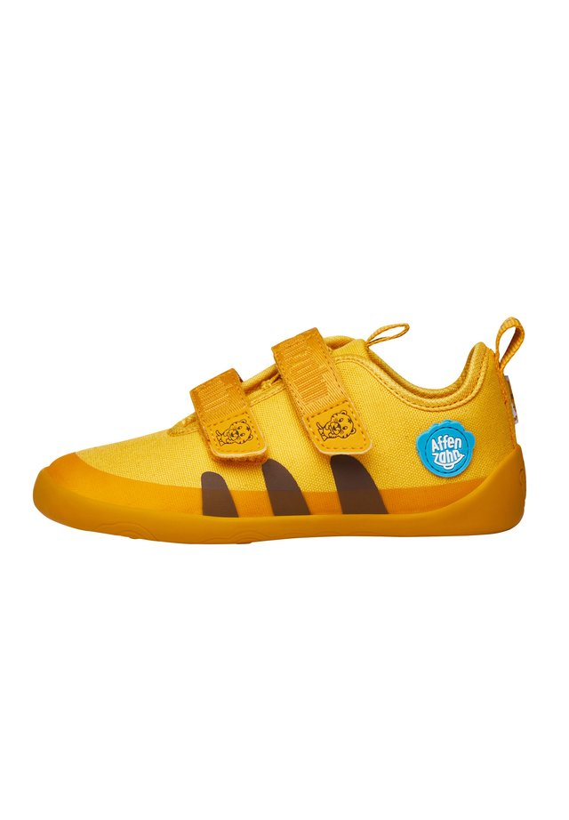 BARFUSSSCHUH TIGER - Trainers - gelb
