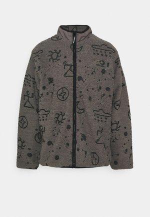 HIERO JACKET - Summer jacket - grey