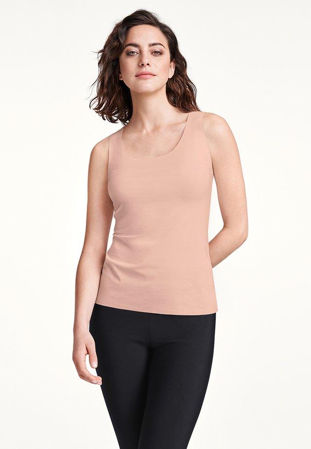 AURORA - Débardeur - rose tan