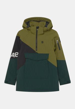 SCOOTER UNISEX - Ski jacket - green