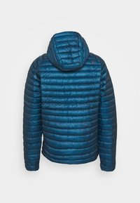 Black Diamond - APPROACH HOODY - Gewatteerde jas - astral blue - 1