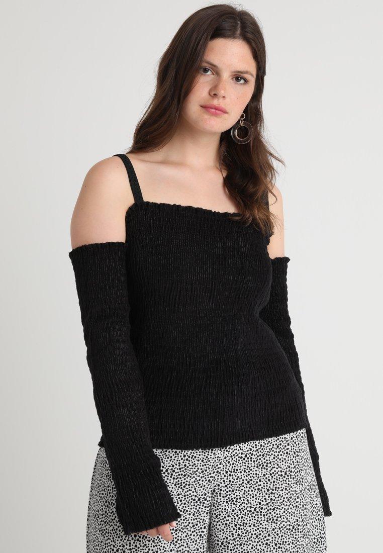 Damen LADIES COLD SHOULDER - Langarmshirt