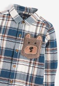 Next - BEAR POCKET  - Shirt - blue - 2