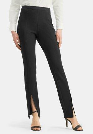 PANTINO - Trousers - schwarz