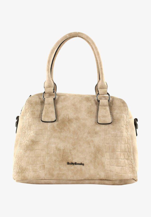 Handbag - light beige