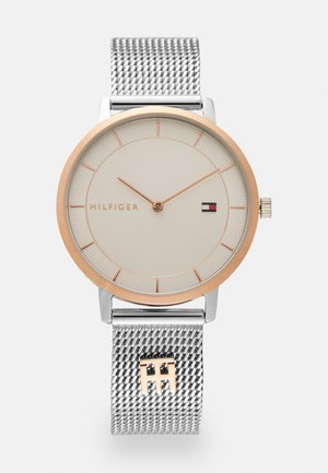 DRESSED UP - Reloj - silver-coloured