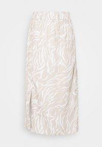 4th & Reckless - CAMDEN SKIRT - Pencil skirt - beige - 3