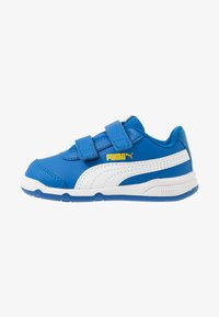 Puma - STEPFLEEX 2 - Trainings-/Fitnessschuh - lapis blue/white/dandelion - 1