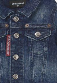 Dsquared2 - UNISEX - Denim jacket - blue denim - 2