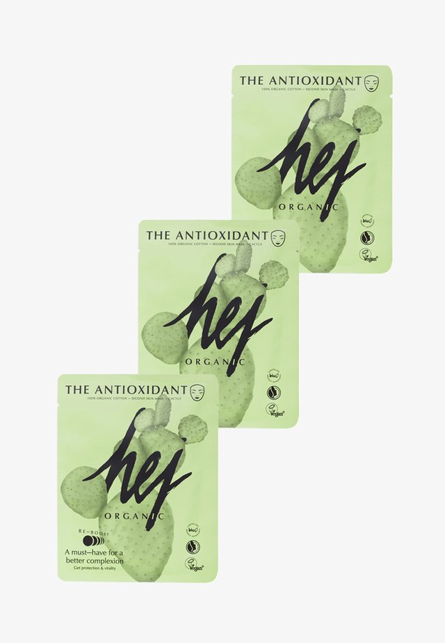 THE ANTIOXIDANT SET - Hudplejesæt - neutral