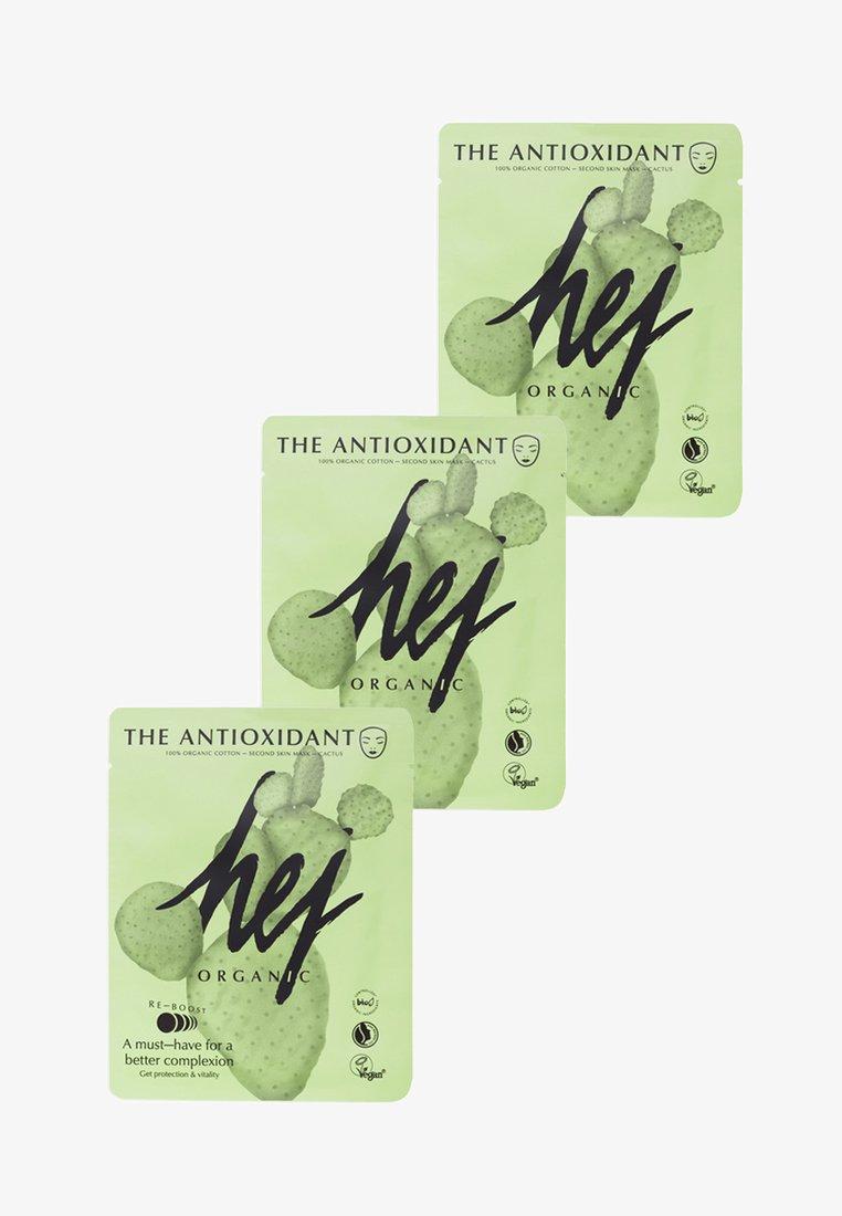 Hej Organic - THE ANTIOXIDANT SET - Skincare set - neutral