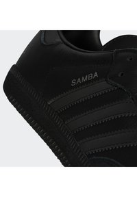 adidas Originals - SAMBA - Trainers - core black - 8