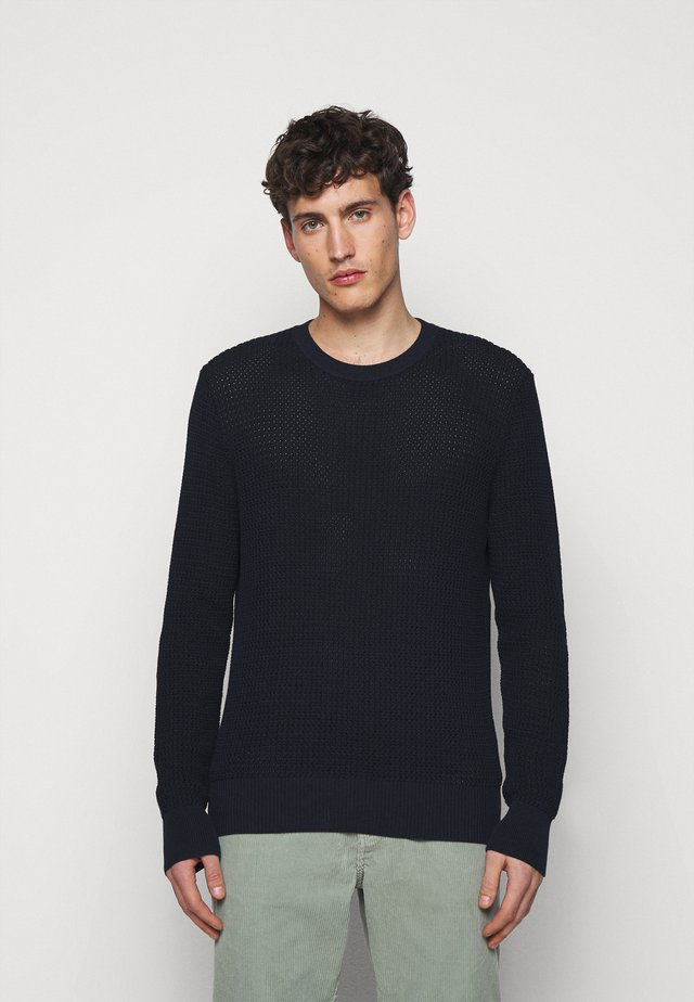 SUNSET CREW - Maglione - dark navy