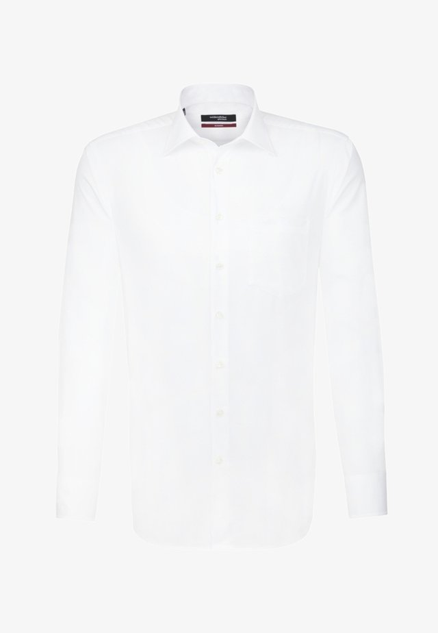 REGULAR FIT - Formal shirt - weiss