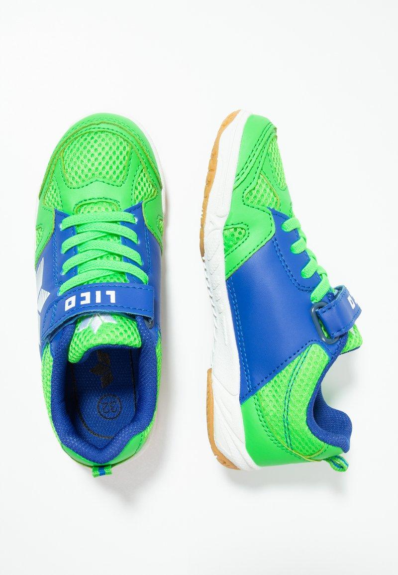 LICO - SPORT - Trainers - grün/blau