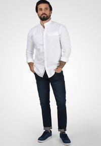 Solid - ALLION - Shirt - white - 1