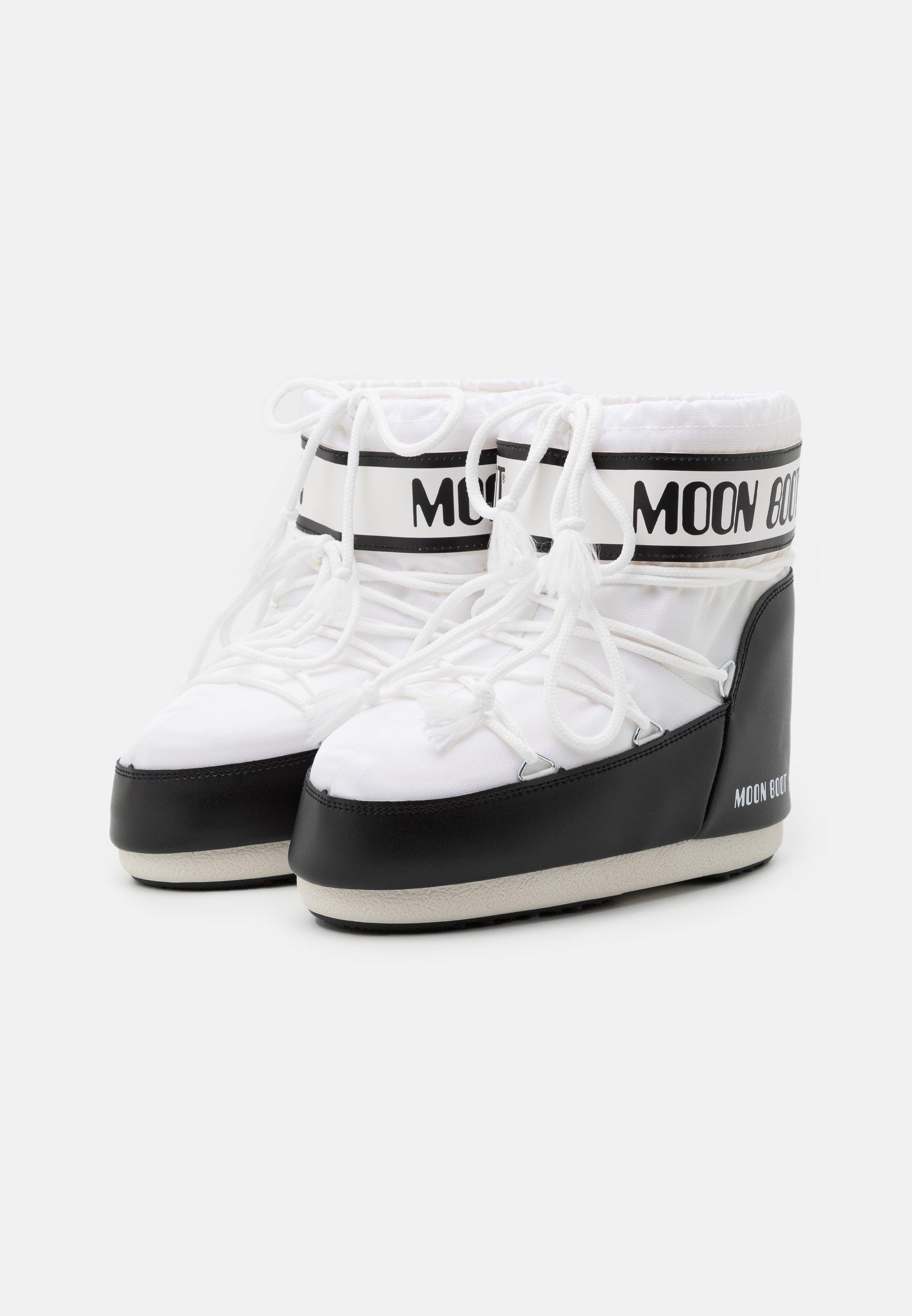Moon Boot CLASSIC LOW Snowboot/Winterstiefel white/weiß