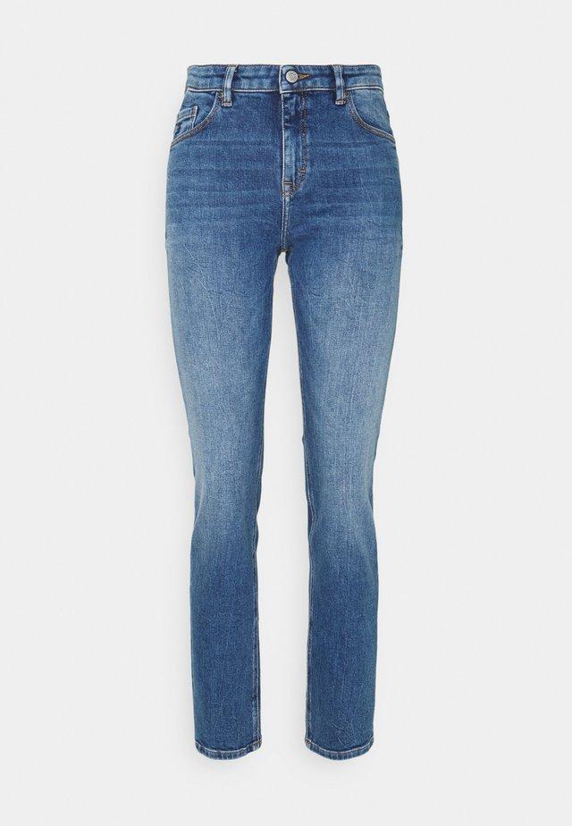 MOD STRAIGHT - Jeans Straight Leg - blue dark wash