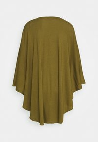 Esprit - SOLID PONCH - Cape - olive - 1