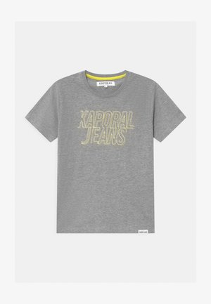 MAIL LOGO  - T-shirt med print - grey