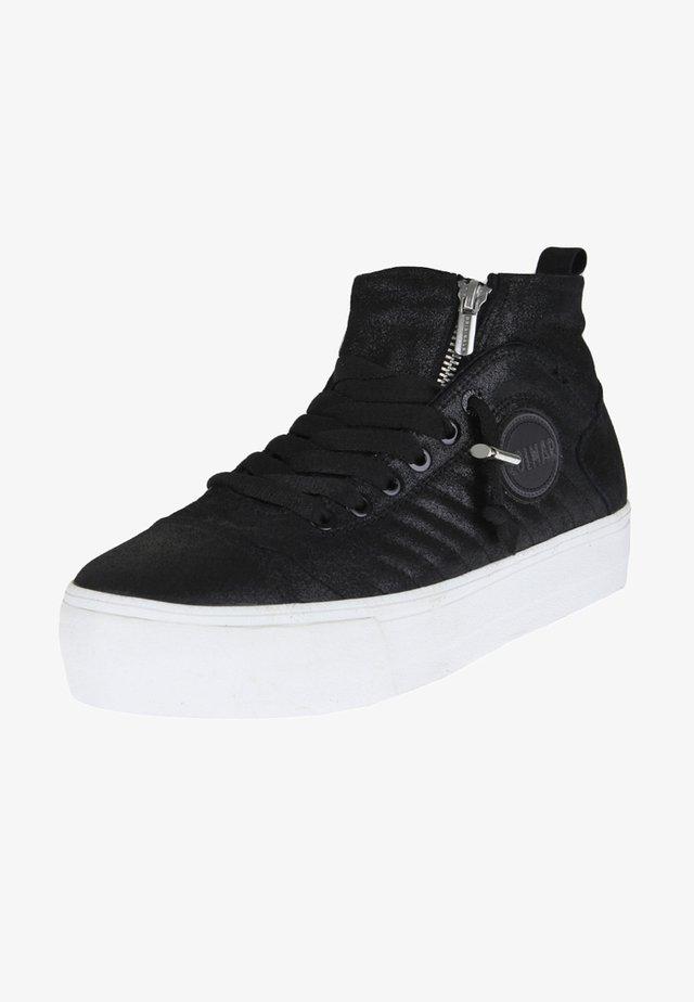 DURDEN LEFT HIGH - Sneakers hoog - black