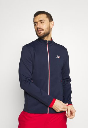 OLYMP TRACK JACKET - Trainingsvest - navy blue/white/red