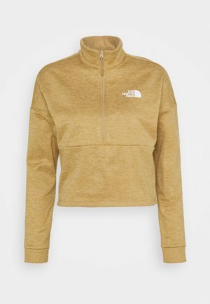 ACTIVE TRAIL - Sweatshirt - moabkhakilgtht