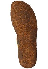 Josef Seibel - Walking sandals - yellow - 4