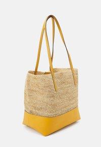 Marc O'Polo - LAURI - Tote bag - sweet corn - 1