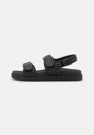 EOWILIWIA - Sandály na platformě - black