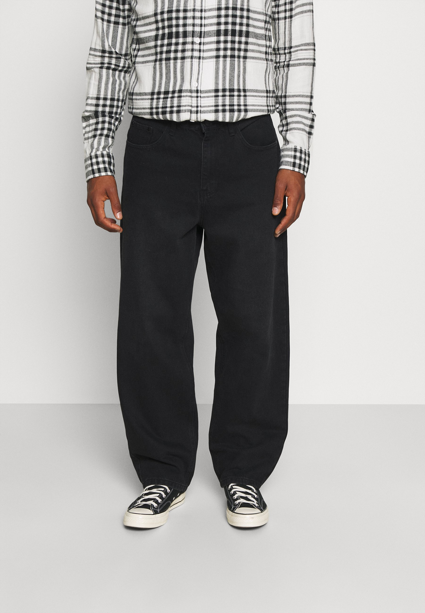 Men EVIAN VINTAGE WASH - Relaxed fit jeans