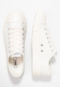 ONLY SHOES - ONLNEW SURI  - Tenisky - white - 3