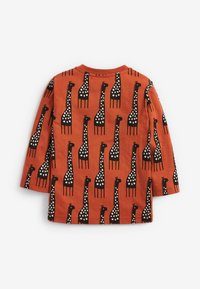 Next - GIRAFFE - Long sleeved top - orange - 1