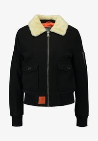 AVIATOR - Light jacket - black