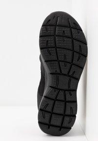 Skechers Wide Fit - SUMMITS WIDE FIT - Sneakers laag - black - 6