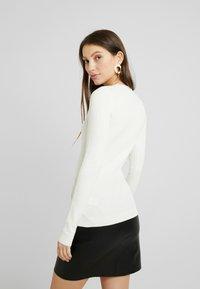 New Look - CREW - Jersey de punto - off white - 2