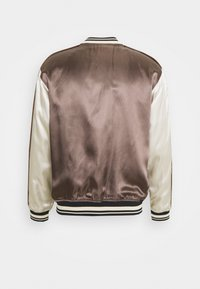 3.1 Phillip Lim - EXCLUSIVE REVERSIBLE SOUVENIR JACKET - Bomber Jacket - black/white/brown - 1