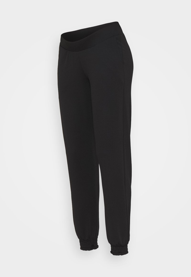 MAMALICIOUS - MLMONIQUE PANT - Tracksuit bottoms - black