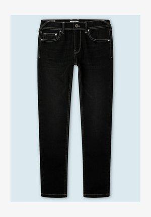 FINLY - Straight leg jeans - denim