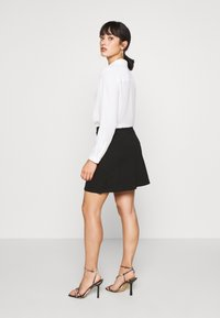 Even&Odd Petite - A-line skirt - black - 2