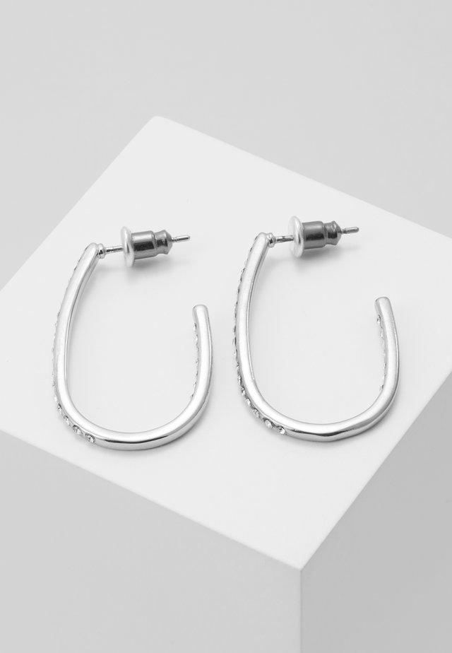 EARRINGS TILDA - Orecchini - silver-coloured