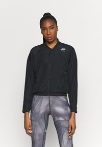 Nike Performance - AIR JACKET - Sports jacket - black/silver - 0